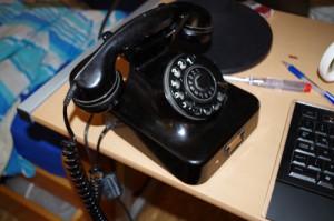 Telefon, Karlo Metličić